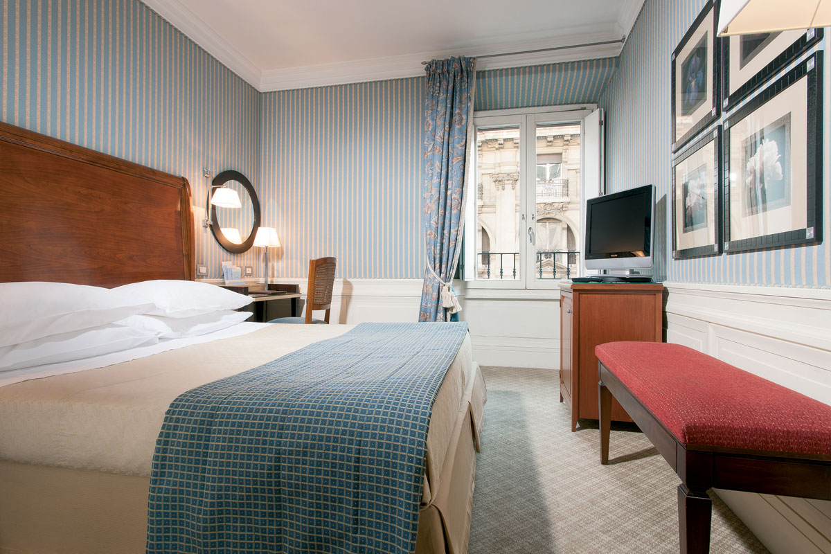 Hotel Stendhal Rome - Classic Room