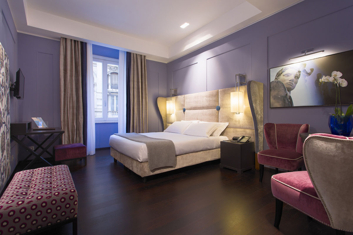 Hotel Stendhal Roma - Junior Suites