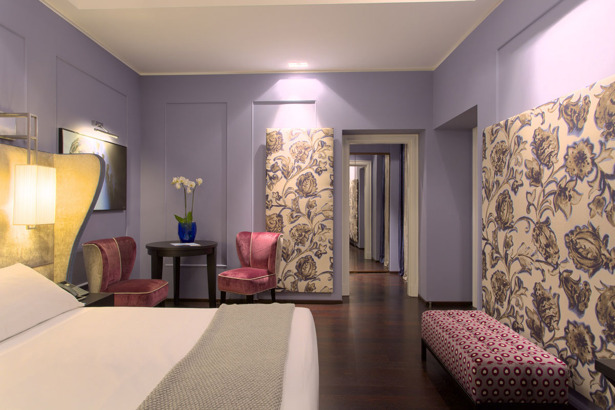 Stendhal Luxury Suites - Junior Suite