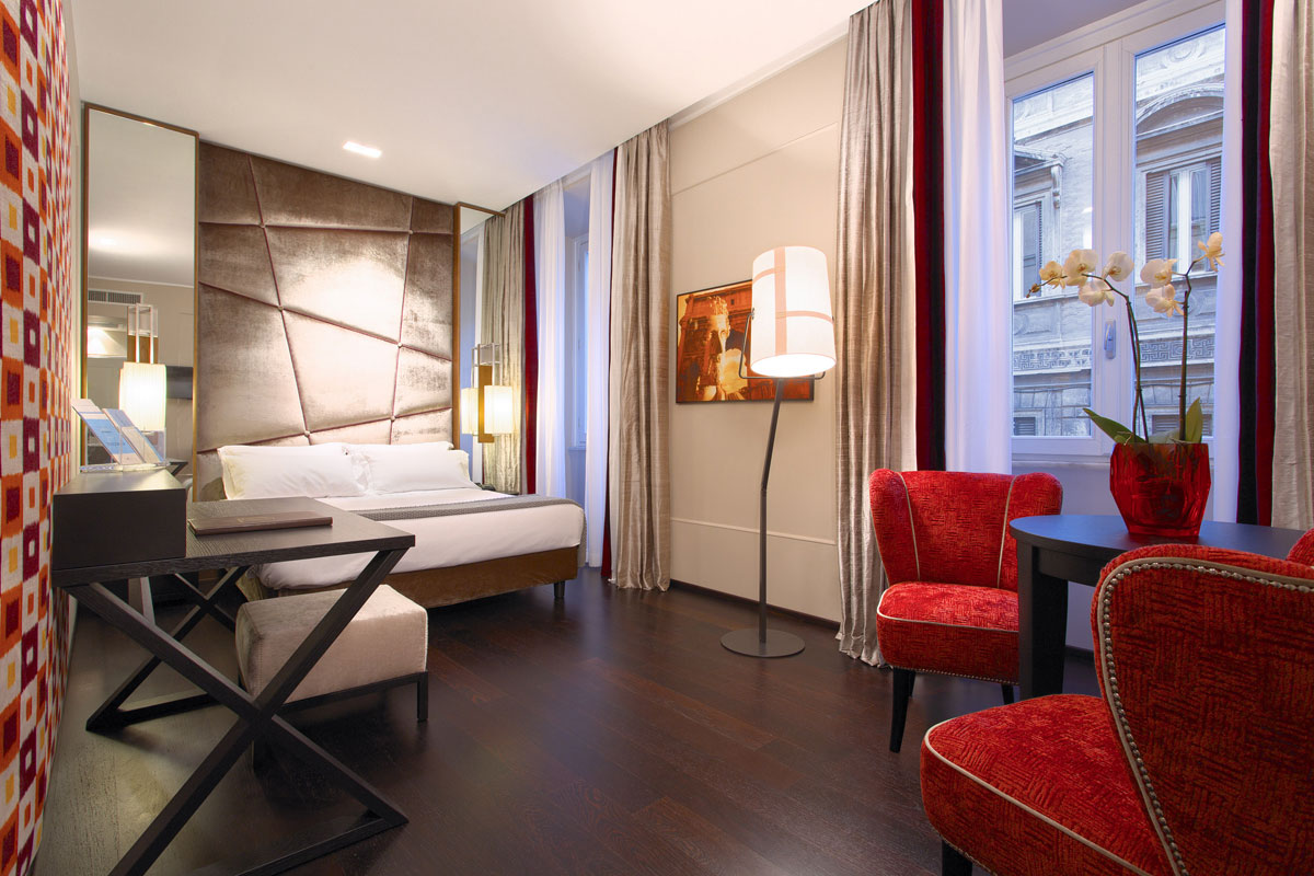 Stendhal Luxury Suites - Junior Suite / Deluxe