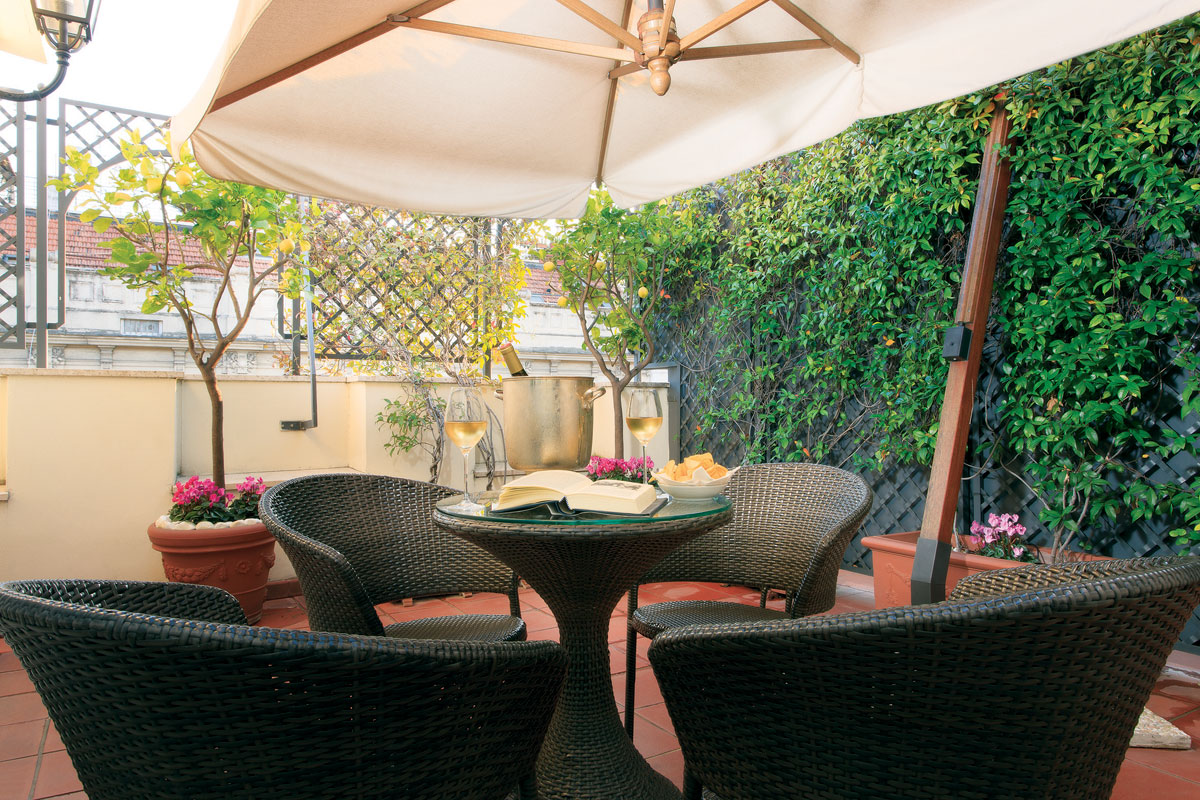 Hotel Stendhal Roma - Camera Executive