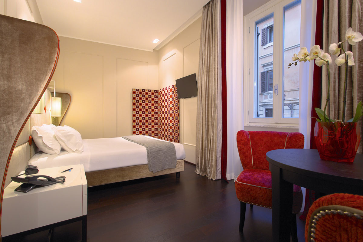 Stendhal Luxury Suites - Deluxe